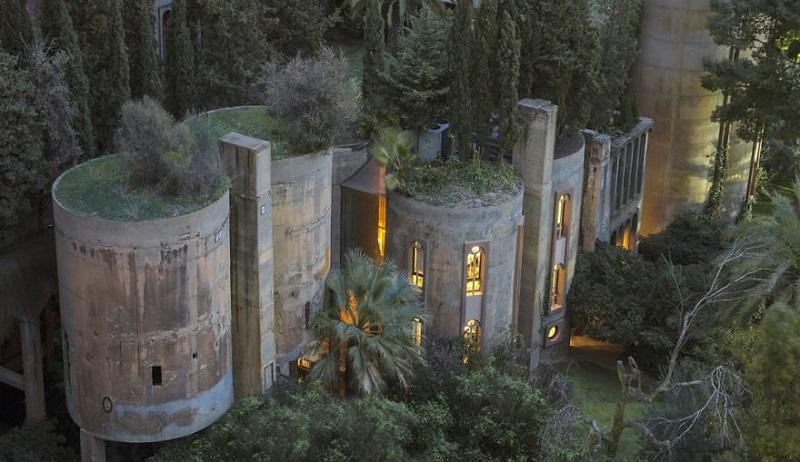 Невероятная трансформация — заброшенный цементный завод стал роскошным жилищем!