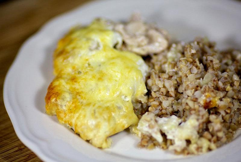 Простой обед: примерное меню, ингредиенты, рецепты с фото