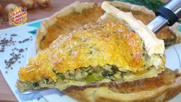 Очень сочный пирог с фаршем и овощами Пирог, Сыр, Видео рецепт, Рецепт, Выпечка, Вкусно, Кулинария, Еда, Видео