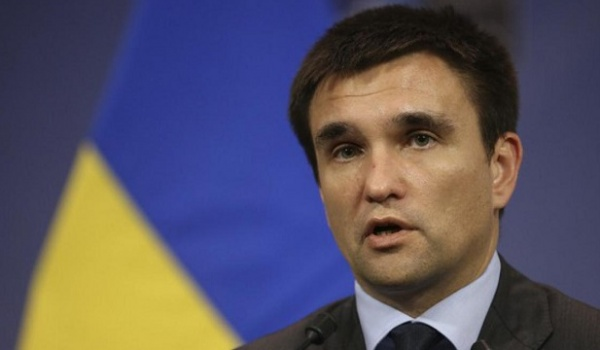 Климкин: ВМинске череда антиукраинских «истерий»