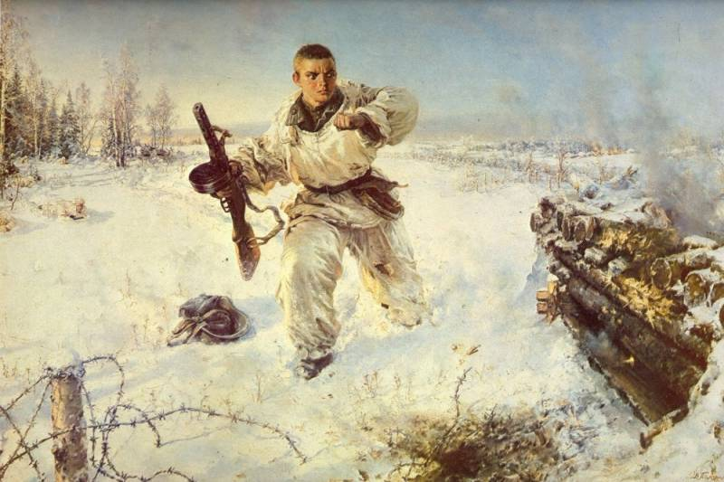 Александр Матросов. Часть 1.…