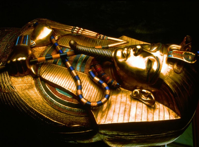 Как открывали гробницу Тутанхамона, и что произошло с «первооткрывателями»