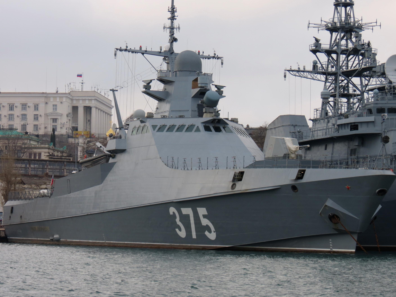 «Дмитрий Рогачев» в строю — антипиратский корабль пополнил Черноморский флот