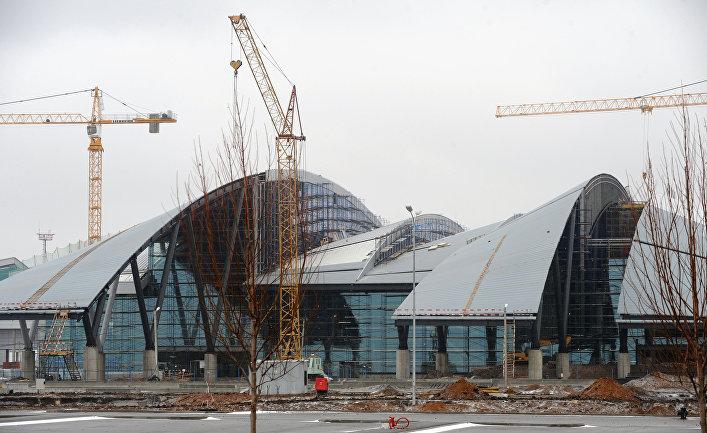 Мы впервые в России построили аэропорт с нуля (Sabah, Турция)