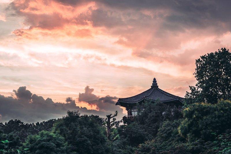 Колоритный изахватывающий Сеул глазами американского фотографа(фото)