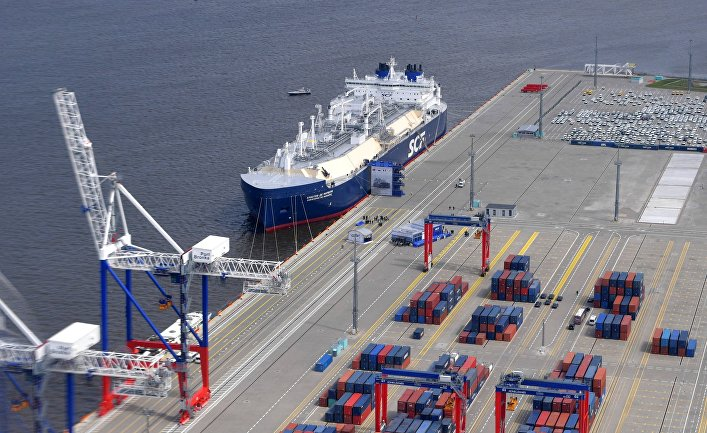 Прорыв в Северном морском пути (Die Welt, Германия)