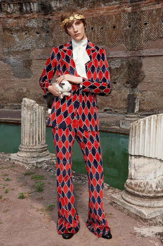Мужская коллекция от Gucci