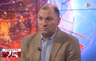 Пухов прокомментировал крушение российского Ил-20 в небе над Сирией