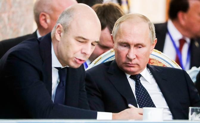 Путин-Силуанову: Вы обманули меня с пенсионной реформой