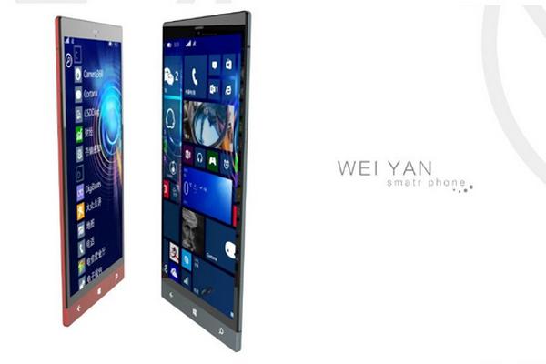 Один смартфон с двумя операционными системами Android 5.0 и Windows 10