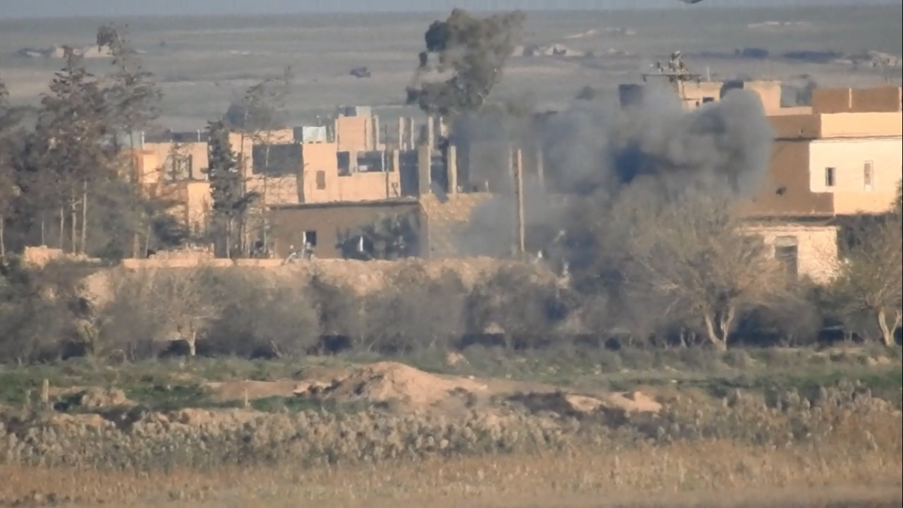 Сирия справилась с авиаударом Израиля: Нетаньяху нужны «победы»