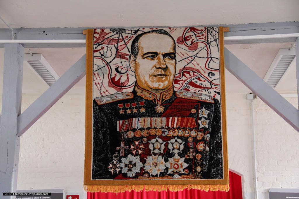 Вюнсдорф: музей группировки советских войск в Германии