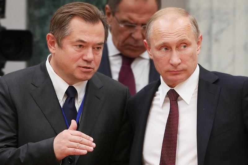 Ошибка Владимира Путина или …