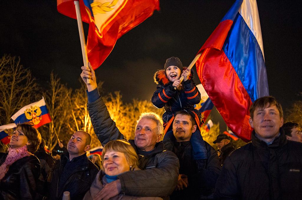 Мысли о будущем людей и территорий бывшей Украины
