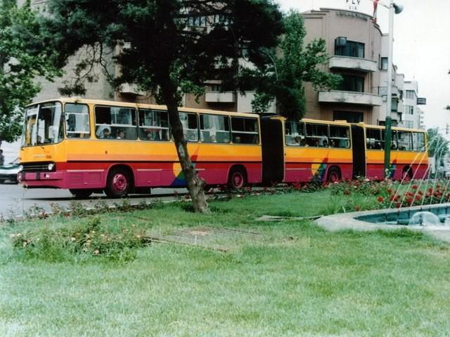 Автобус который не попал на наши дороги Ikarus 293 СССР, авто, история, факты