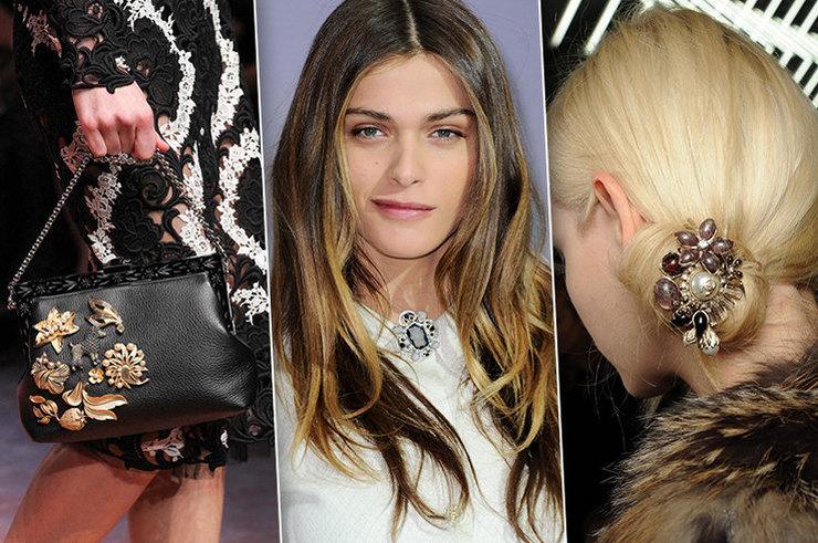 Возьми на заметку — 10 способов носить брошь, которые тебя удивят