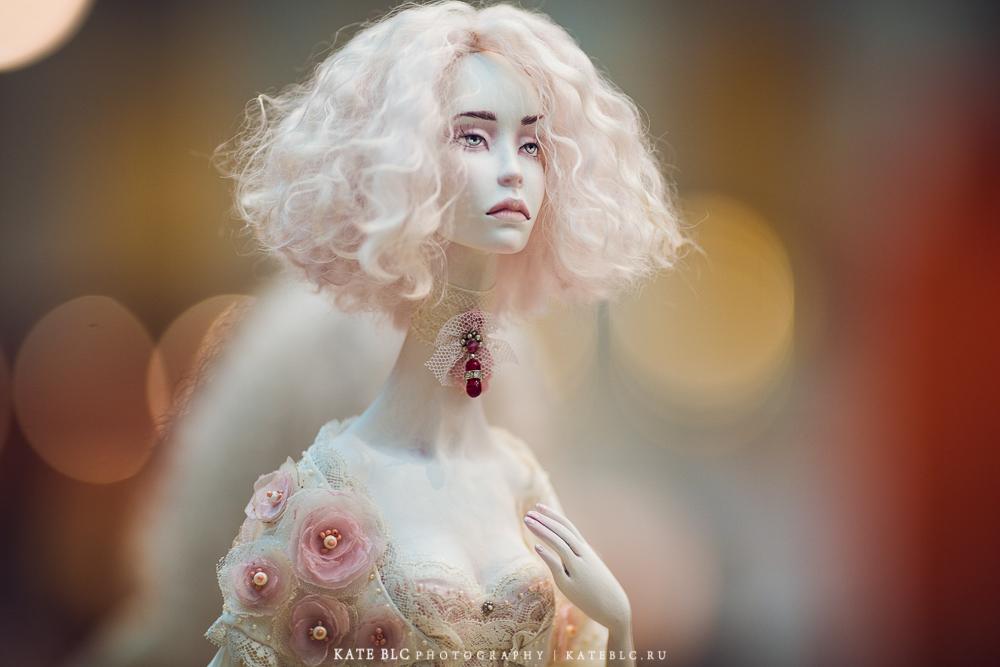 Авторские куколки из полимерной глины для вдохновения 11