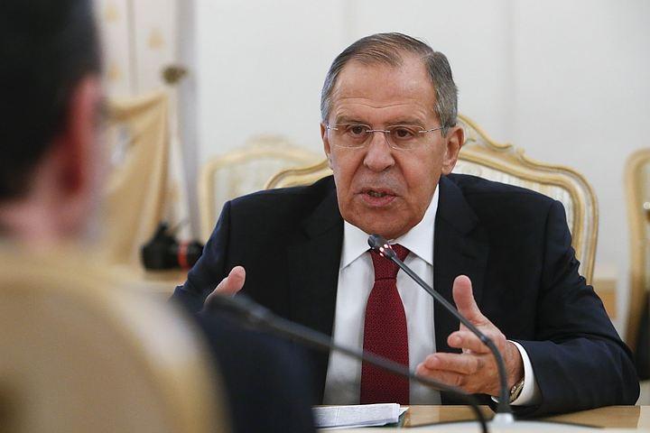 Лавров назвал полезной встречу с главами МИД Турции и Ирана в Анталье