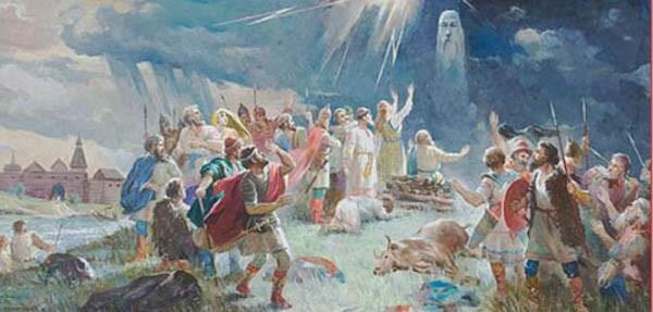 Неоязыческие мифы о Христианстве
