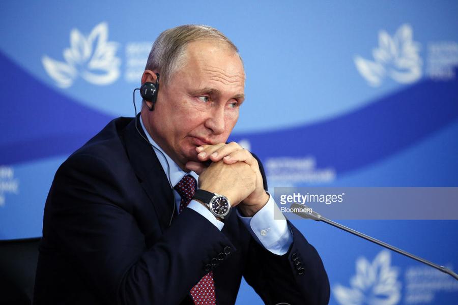 О гроссмейстерской «многоходовочке» Владимира Путина