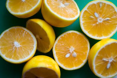 Очищение организма лимоном
