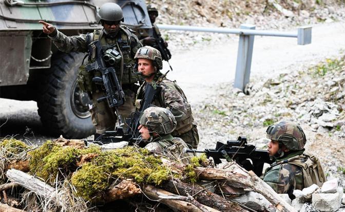 """Секретный доклад НАТО: """"Танки русских нас буквально сомнут, не дав бригадам даже развернуться"""""""