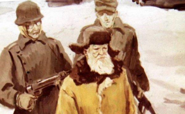 """Как советский """"Сусанин"""" водил фашистов по лесам и вывел их к смерти"""