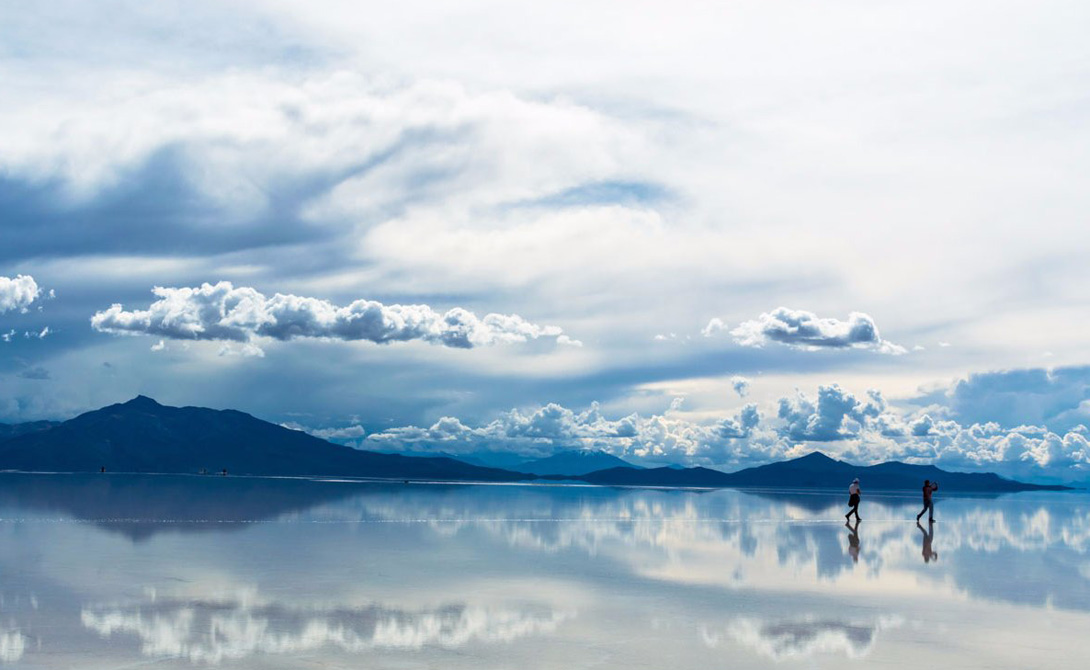10 самых сюрреалистичных пейзажей нашей планеты