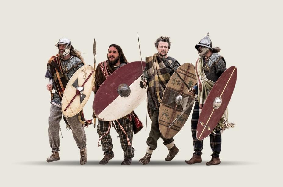 Экипировка античных воинов: галлы. Все дороги ведут в Рим (2 статьи)