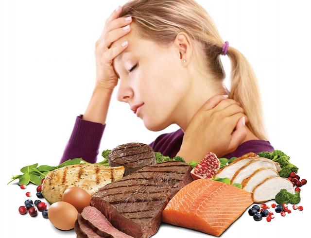 Дефицит белка: 5 признаков и…