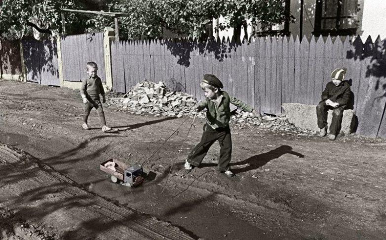 Популярные развлечения советских детей