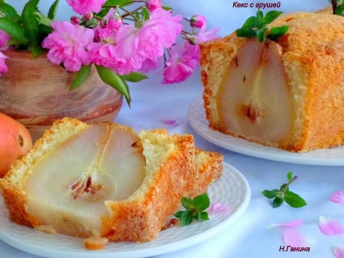 Шикарный кекс с грушами — хр…