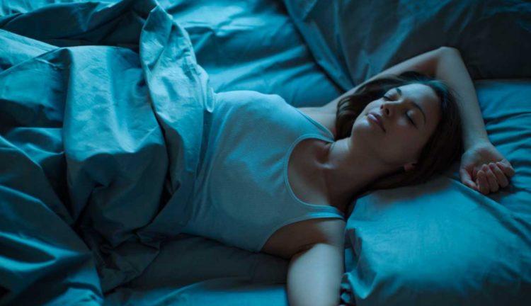 Сон — очень сложный процесс,…