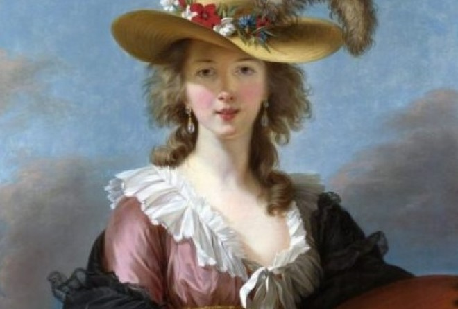 Мадам Лебрен - придворная портретистка Марии-Антуанетты