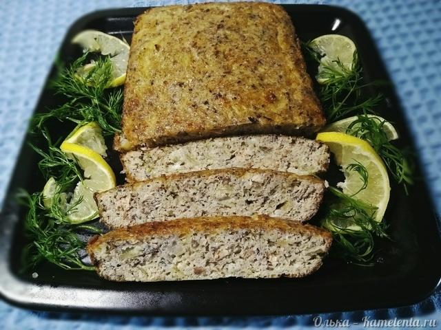 Рецепт суфле из консервированной рыбы