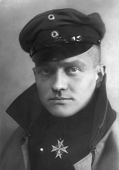 Фото №1 - История Красного барона, величайшего аса Первой мировой войны