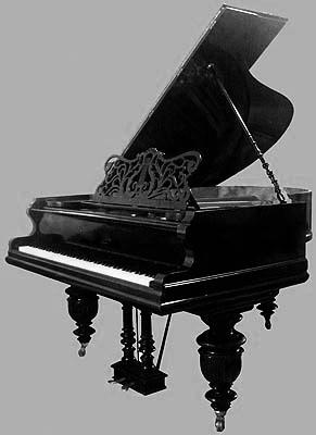Другой-11.  Старый рояль