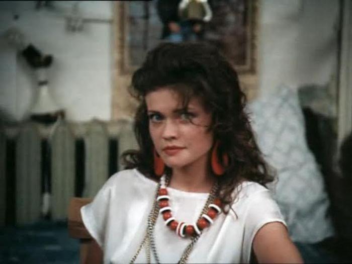 Анна Назарьева в фильме *Криминальный талант*, 1988 | Фото: timer-odessa.net