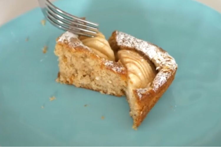 Потрясающий немецкий пирог с…