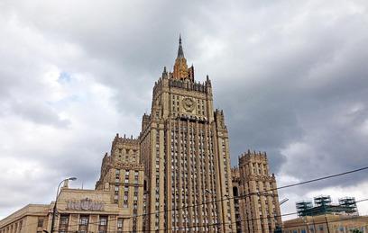 МИД обвинил Латвию в зачистке информационного пространства