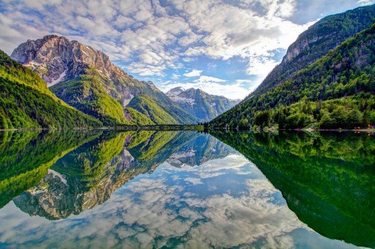 Невероятная природная красота Словении