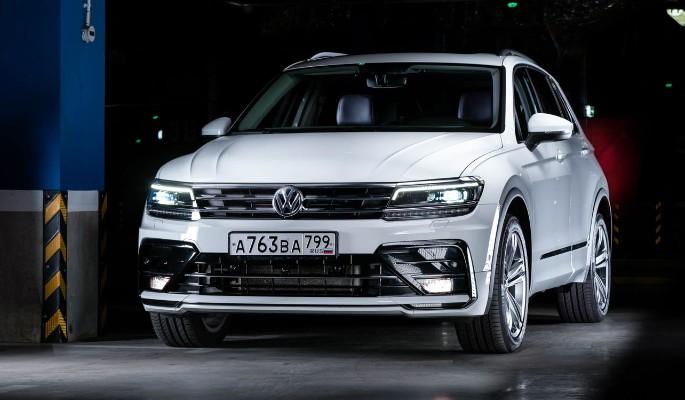 Volkswagen Tiguan: умение удивлять
