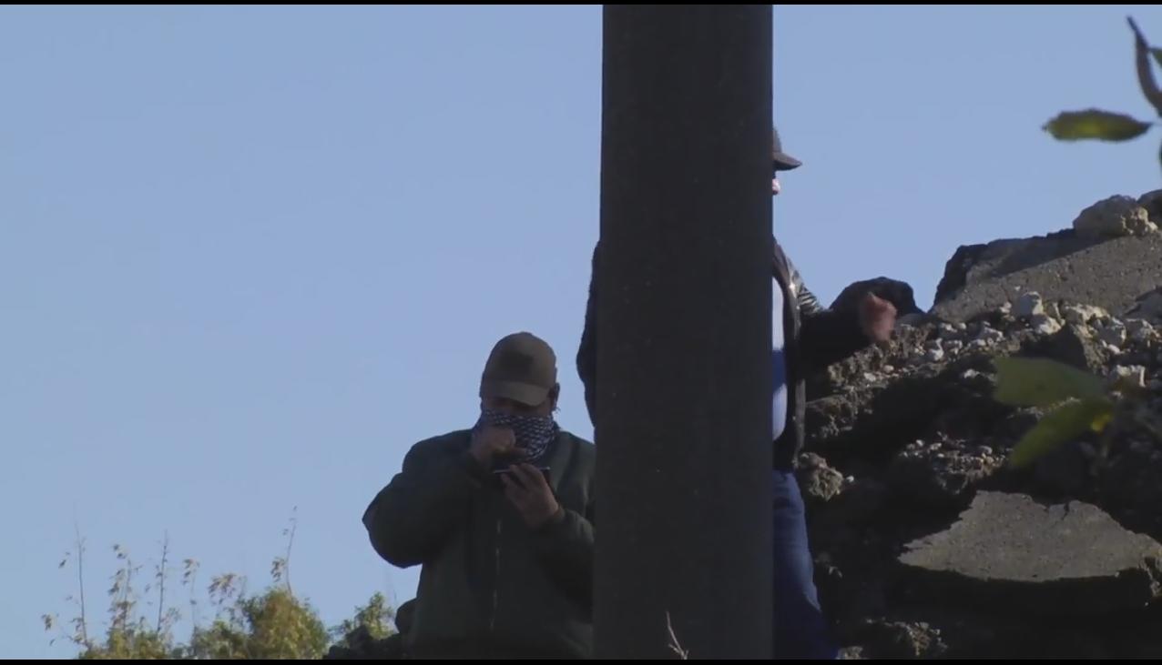В Одессе на гоп-стоп взяли ... воинскую часть ВВС Украины.