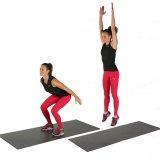 Прыжки на месте для быстрого похудения