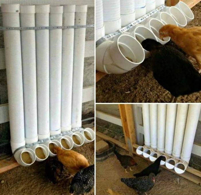Кормушки для птиц.