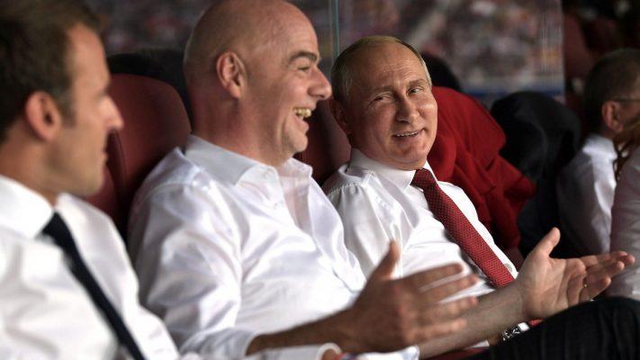 Украина усвоила урок от ЧМ-2018: «Мир не порвет с Россией из-за нас и Крыма»