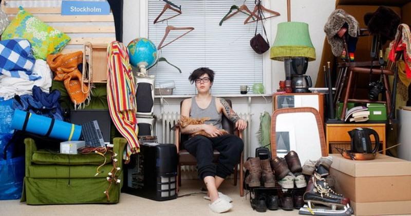 Американский блогер обставил свое жилище, полагаясь на выбор подписчиков. Интерьер вышел на любителя