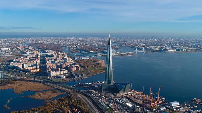 Самое высокое здание в Европе разрешили ввести в эксплуатацию
