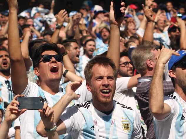 Аргентинцы в Нижнем Новгород…