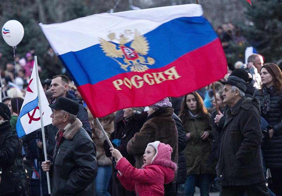 Русский мир, как технология. Часть 1
